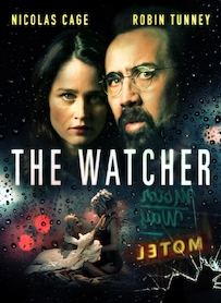 Affiche du film THE WATCHER