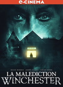 Affiche du film LA MALÉDICTION WINCHESTER