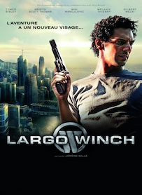 Affiche du film LARGO WINCH