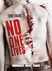 Affiche du film NO ONE LIVES