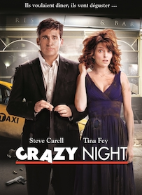 Affiche du film CRAZY NIGHT