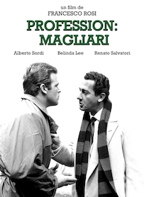 Affiche du film PROFESSION MAGLIARI