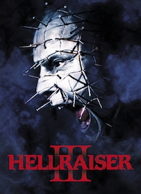 Affiche du film HELLRAISER 3 HELL ON EARTH