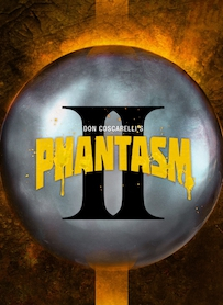 Affiche du film PHANTASM 2