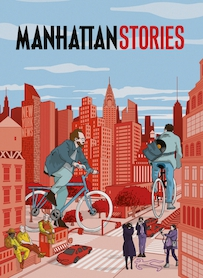 Affiche du film MANHATTAN STORIES