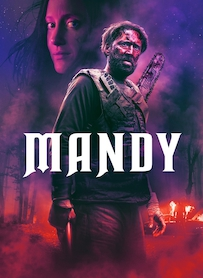Affiche du film MANDY