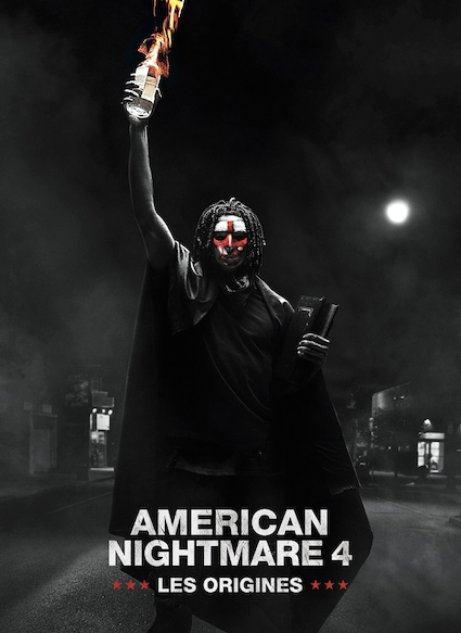 Affiche du film AMERICAN NIGHTMARE 4 : LES ORIGINES