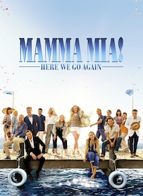 Affiche du film MAMMA MIA ! HERE WE GO AGAIN
