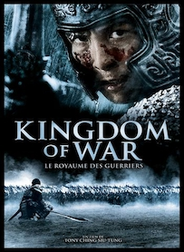 Affiche du film KINGDOM OF WAR