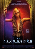 THE NEON DEMON DE NICOLAS WINDING REFN (2016)
