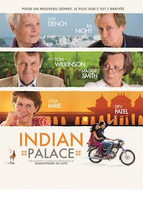 Affiche du film INDIAN PALACE