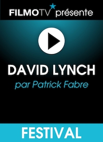 Affiche du film DAVID LYNCH