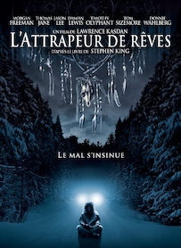 Affiche du film DREAMCATCHER, L ATTRAPE-REVES