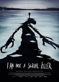 Affiche du film I M NOT A SERIAL KILLER