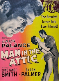 Affiche du film MAN IN THE ATTIC
