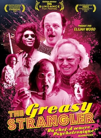 Affiche du film THE GREASY STRANGLER