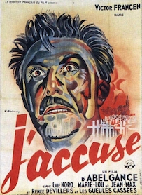 Affiche du film J ACCUSE