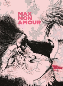 Affiche du film MAX MON AMOUR (VERSION RESTAURÉE)