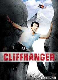Affiche du film CLIFFHANGER (VERSION RESTAURÉE)