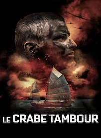 Affiche du film LE CRABE TAMBOUR (VERSION RESTAURÉE)