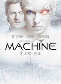 Affiche du film THE MACHINE