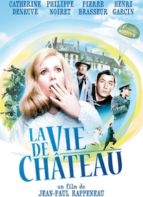 Affiche du film LA VIE DE CHATEAU (VERSION RESTAURÉE)