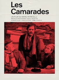 Affiche du film LES CAMARADES (VERSION RESTAURÉE)