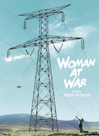 Affiche du film WOMAN AT WAR