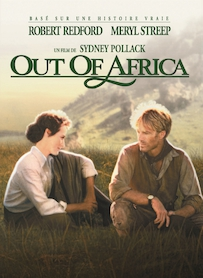 Affiche du film OUT OF AFRICA