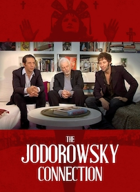 Affiche du film THE JODOROWSKY CONNECTION