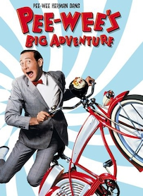 Affiche du film PEE-WEE S BIG ADVENTURE