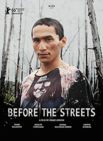Affiche du film BEFORE THE STREETS