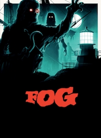 Affiche du film THE FOG (VERSION RESTAURÉE)