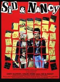 Affiche du film SID ET NANCY