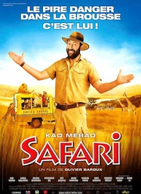 Affiche du film Safari