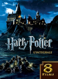 Affiche du film PACK ACHAT HARRY POTTER L INTEGRALE