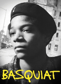 Affiche du film BASQUIAT, UN ADOLESCENT A NEW YORK