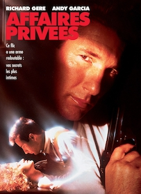 Affiche du film AFFAIRES PRIVÉES
