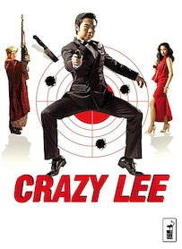 Affiche du film Crazy Lee, agent secret coréen