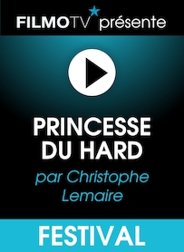 Affiche du film PRINCESSES DU HARD
