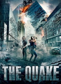 Affiche du film THE QUAKE