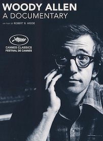 Affiche du film WOODY ALLEN A DOCUMENTARY
