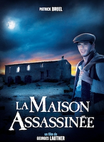 Affiche du film LA MAISON ASSASSINÉE