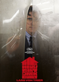 Affiche du film THE HOUSE THAT JACK BUILT
