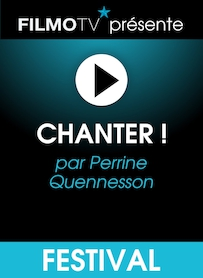 Affiche du film CHANTER!
