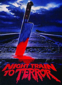 Affiche du film NIGHT TRAIN TO TERROR