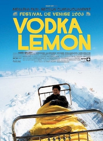 Affiche du film VODKA LEMON