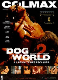 Affiche du film DOG WORLD 2