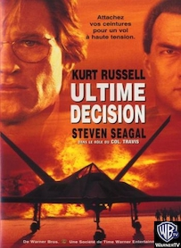 Affiche du film ULTIME DECISION