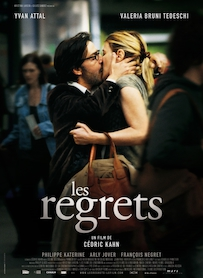 Affiche du film Les regrets